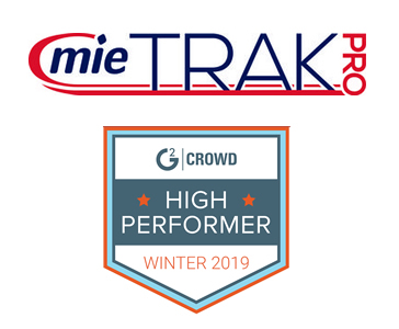 MIE Trak Pro Named...